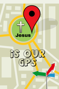Jesus/christian/GPS/salvation/church/bible
