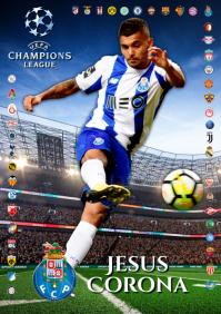 Jesus Corona FC Porto