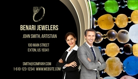 Jewelers Business Card