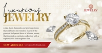 Jewelry Shop Facebook Post Image template