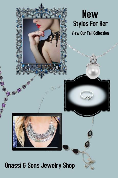 jewelry shop/joyeria/store/necklaces/sale