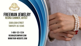 Jewelry Store Business Card