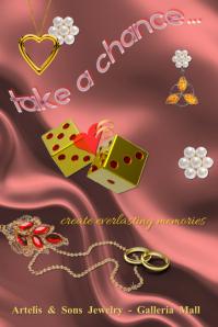 jewelry store/jewels/retail/joyas/vintage Poster template