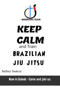 Customizable Design Templates for Jiu Jitsu   PosterMyWall