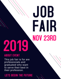 JOB FAIR 2019 TEMPELATE