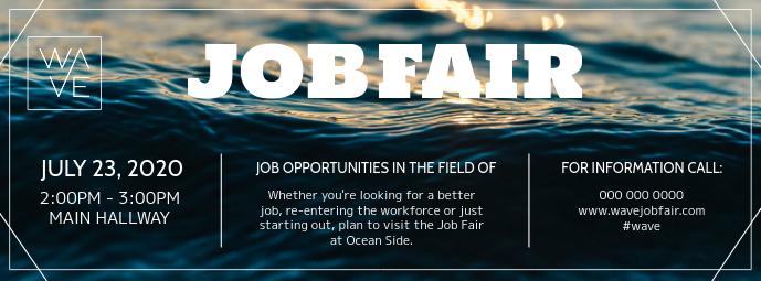 Job Fair Facebook Cover Photo