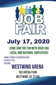 sample job fair flyers koni polycode co