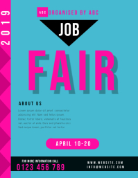 JOB FAIR TEMPLETE
