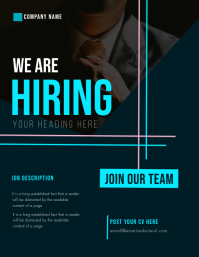 JOB HIRE TEMPLATE Flyer (Letter pang-US)