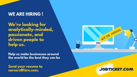 Job Hiring Video Template