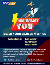 Job Vacancy Template Folder (US Letter)