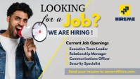 Jobs Opening Video Template