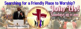 Join Us Sunday church