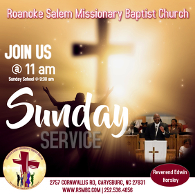 Join Us Sunday Church