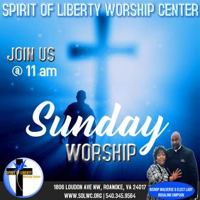 Join Us Sunday Service
