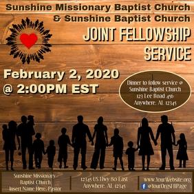 Joint Fellowship Flyer
