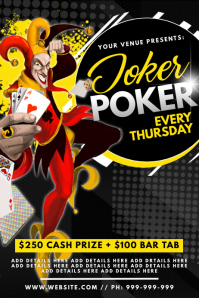 Joker Poker Poster