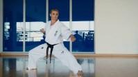judo karate training center video YouTube Duimnael template