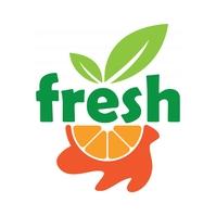 Juice Bar Logo Template