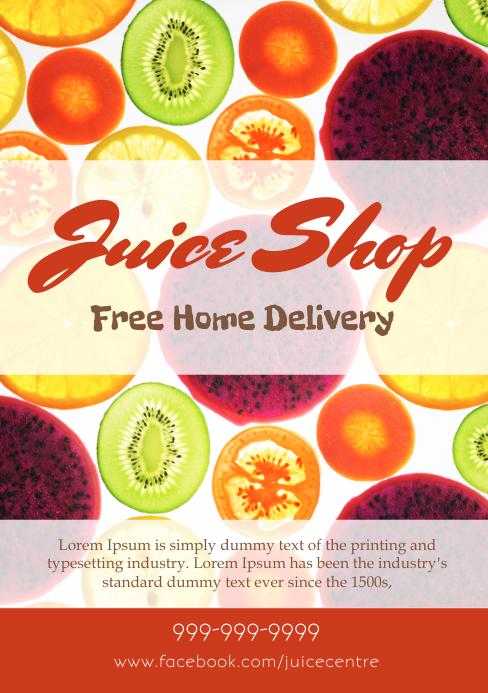 Juice centre