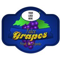 Juice Logo Label Design Template Логотип