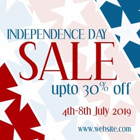 July 4th day sale