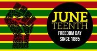 Juneteenth, Black History template