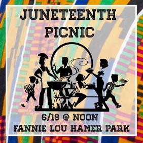 Juneteenth picnic