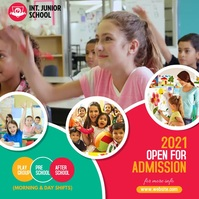 Junior School Admission