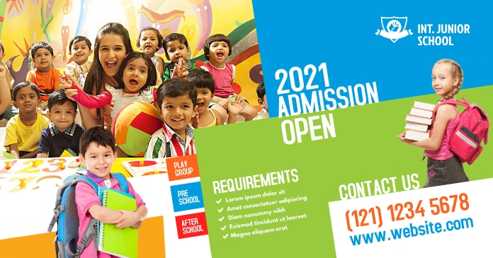 Junior School Admission