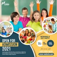 Junior School Admission Open Advert