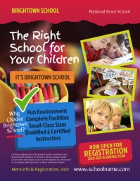 Junior School Flyer - 02