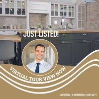 Just Listed Virtual Tour Home Video