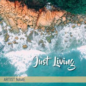 Just living ALBUM ART 02