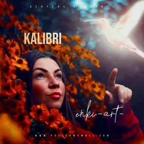 Kalibri Music CD Cover Art