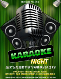Karaoke, Karaoke Night, St. Patrick's Karaoke Night