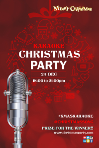 Karaoke Christmas Party
