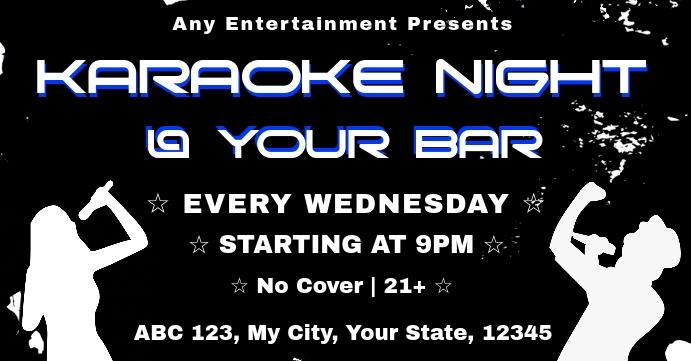 Karaoke Facebook Event C