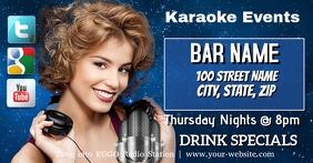 Karaoke Facebook Header