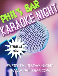 KARAOKE KARAOKE NIGHT BAR EVENT KARAOKE VIDEO