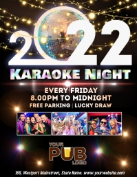 Karaoke night 2018