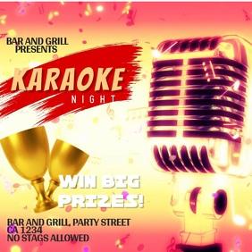 Karaoke Night Video