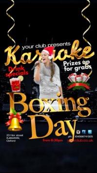 Karaoke Show instagram Story