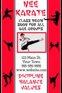 Karate Advertising