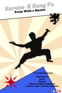 Karate/Kung Fu/Martial Arts