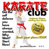 Karate Post Квадрат (1 : 1) template