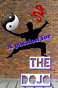 karate/taekwondo/kung fu/martial arts/dojo