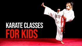 Karate youtube thumbnail