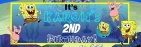 Karon's Spongebob Banner template