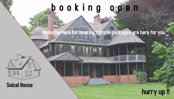 house booking template Ikhadi Lebhizinisi